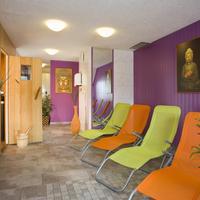 Alphotel Spa Reception