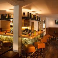 Alphotel Hotel Bar