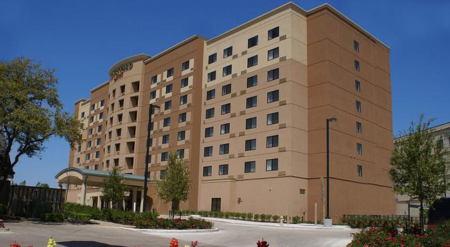 Courtyard by Marriott Houston Medical Center - Houston - Building