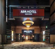 Apa Hotel Shinjuku Gyoemmae