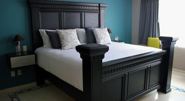 Entre Patios Hotel Boutique - Leon - Bedroom