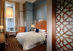 The Crawford Hotel - เดนเวอร์ - ห้องนอน