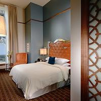 The Crawford Hotel Guestroom