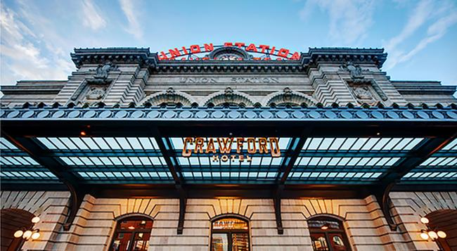 The Crawford Hotel - Denver - Building