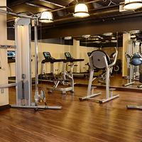 The Crawford Hotel Fitness Studio