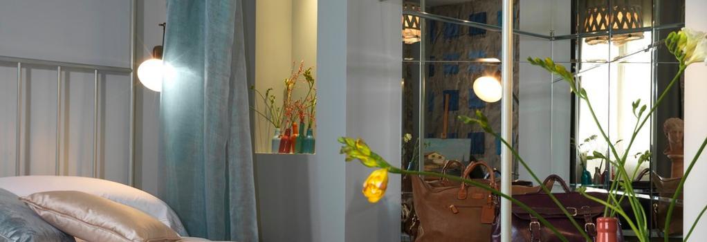 Ville Sull'Arno - Florence - Bedroom