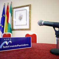 Hotel Monte Puertatierra Detalle Salón Bahía