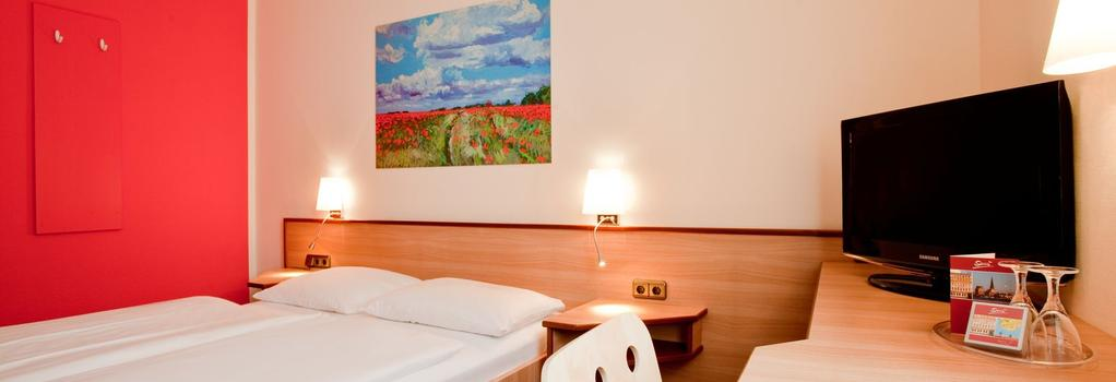 Die kleine Sonne - Rostock - Bedroom