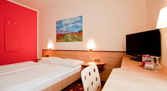 Die kleine Sonne Rostock - Rostock - Bedroom