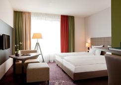 Steigenberger Parkhotel Braunschweig - บราวน์ชไวก์ - ห้องนอน