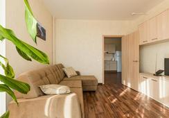 Aparthotel 'Pulkovo-Park' - เซนต์ปีเตอร์สเบิร์ก - ห้องนั่งเล่น