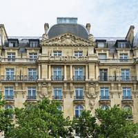 Fraser Suites Le Claridge Champs-elysées Façade