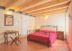 Hotel Capitelli - ตริเอสเต - ห้องนอน