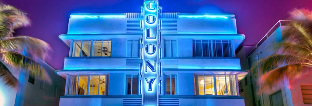 Colony Hotel - Miami Beach - Building