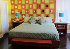 The Colony Hotel - ไมอามีบีช - ห้องนอน