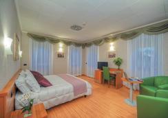 Green Park Hotel Pamphili - โรม - ห้องนอน