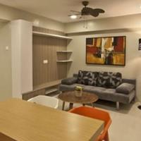 Zpad Residences Living Room