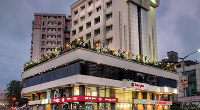 Hotel Deepa Comforts - Mangalore - Building