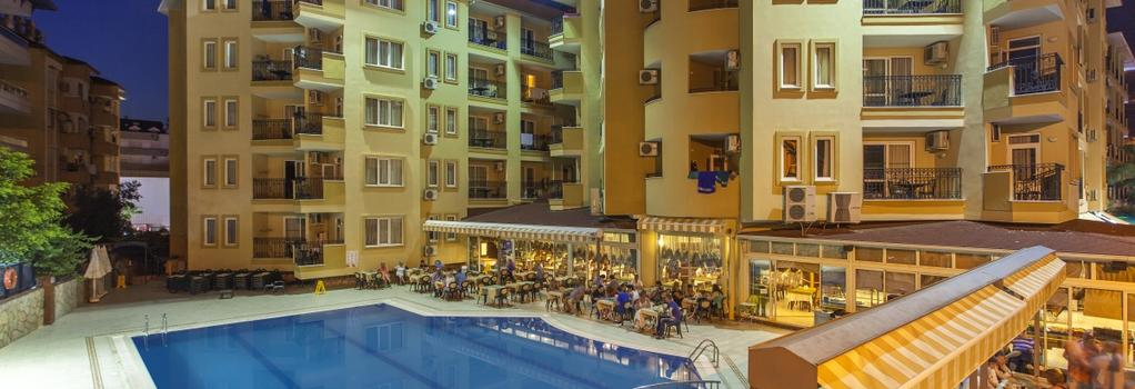 Kleopatra Royal Palm Hotel - Alanya - Building