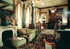 Hotel Majestic - ซานฟรานซิสโก - ล็อบบี้