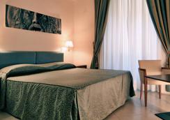 Crosti Hotel & Residence - โรม - ห้องนอน