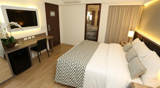 Royal Regency Palace Hotel - Rio de Janeiro - Bedroom