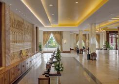 Sokha Phnom Penh Hotel - พนมเปญ - ล็อบบี้