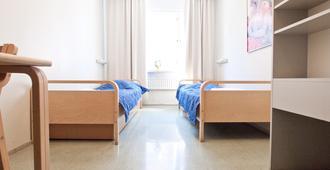 Eurohostel - เฮลซิงกิ - ห้องนอน