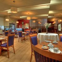 West County Hotel Breakfast Area