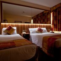 West County Hotel Guestroom