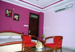 Hotel Mansarovar Palace - ชัยปุระ - ห้องนอน