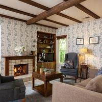 Cheshire Cat Inn Living Room