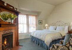 Cheshire Cat Inn - ซานตาบาร์บารา - ห้องนอน