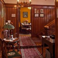 American Guest House Reception