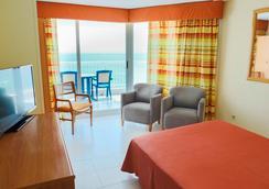 Port Mar Blau (Adults only) - เบนิดอร์ - ห้องนอน