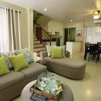 Marina Residences Living Area