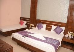 Hotel Maharani Palace - นิวเดลี - ห้องนอน