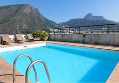 Premier Copacabana Hotel - รีโอเดจาเนโร - สระว่ายน้ำ