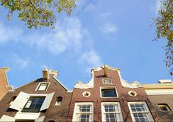 Pulitzer Amsterdam - อัมสเตอร์ดัม - วิวภายนอก