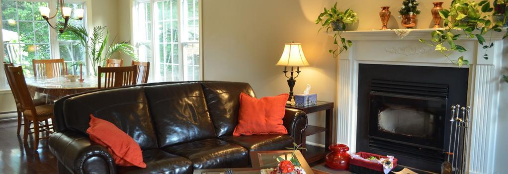 BB Saffron Tremblant - Mont-Tremblant - Living room