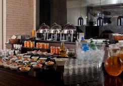 Alqasr Metropole Hotel - อัมมาน - ร้านอาหาร