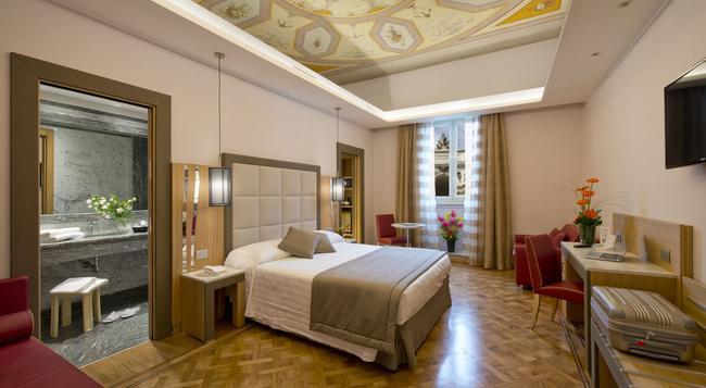 Vibe Giolli Nazionale - Rome - Bedroom