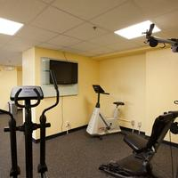 The Barrymore Hotel Tampa Riverwalk Fitness Facility