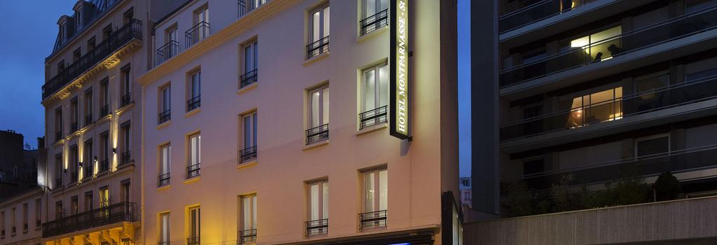 Hotel Montparnasse St Germain - Paris - Building