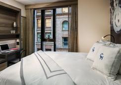 Carnegie Hotel - นิวยอร์ก - ห้องนอน