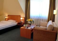Intercityhotel München - มิวนิค - ห้องนอน