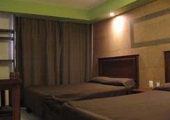 Hotel San Luis - ซาน ลุยส์ โปโตซี - ห้องนอน