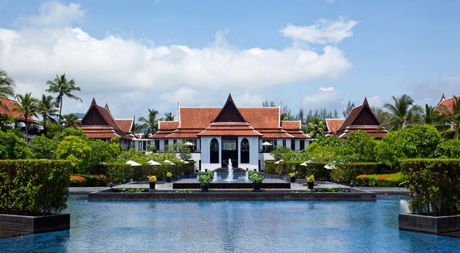 JW Marriott Khao Lak Resort and Spa - Takua Pa - Building