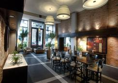Le Place d'Armes Hotel & Suites - มอนทรีออล - ร้านอาหาร