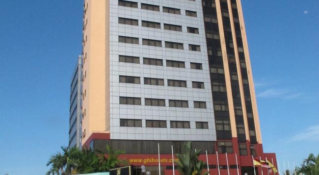 Grand Continental,Kuching - Kuching - Building